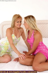 Sapphic Erotica intelligent lesbian girls