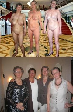 mature slutty kinky women