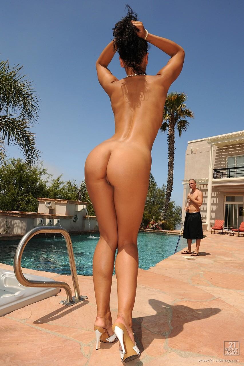 Чистильщик басейна порно 29 фотография