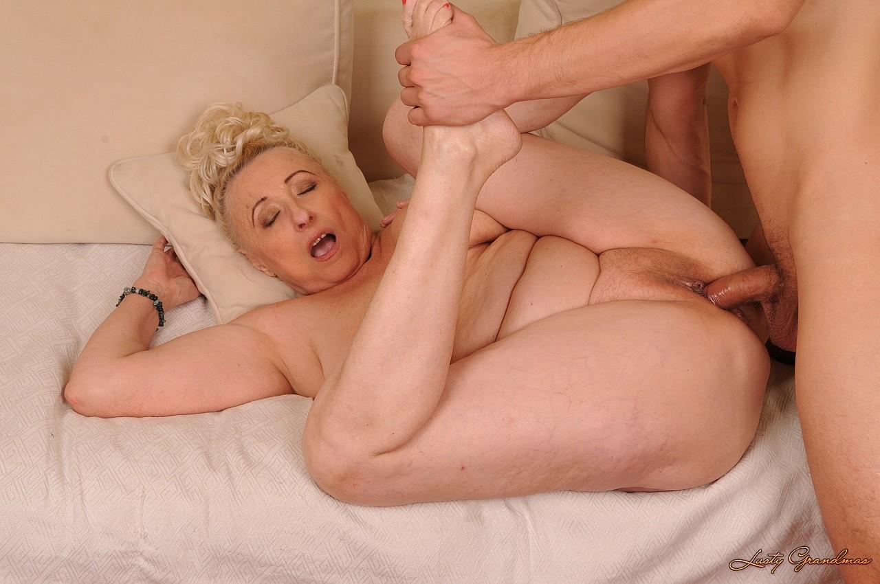 Старые тетки на порно