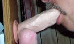 one of my dildos - N