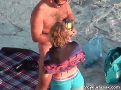 Hot Blonde Slut With Amazing Butt Part3