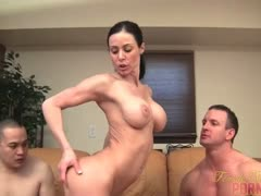 muscle-pornstar-takes-on-two-men
