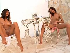 two-russian-schoolgirls-naked-outdoor