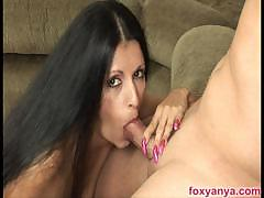 Busty MILF Gets Ass Probed And Big Tits Creamed