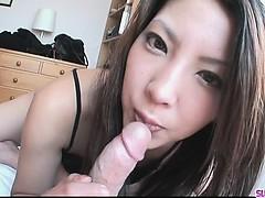 saya-shows-her-blowjob-skills-as-she-sucks-him-dry