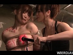 jap-mistress-in-latex-spanking-and-dripping-wax-on-a-sex