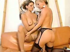 Silvia and Monica Sweetheart