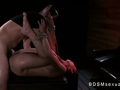 tied-up-with-rough-rope-babe-fucked-by-her-master
