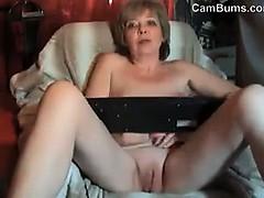 horny-granny-masturbating