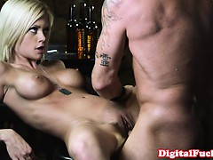 army-private-riley-steele-fucked-rough