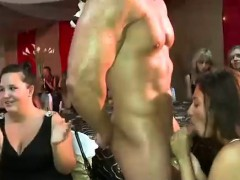 Cfnm Amateur Sucks Black Strippers Cock
