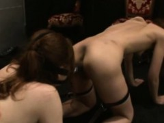 weird-asian-bondage-party-babe-cumshot