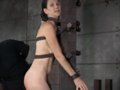 tongue-clamped-sub-gets-caned