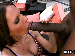 Jennifer Dark Interracial Porn