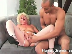 granny gives a good old blowjob granny sex movies
