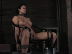 bdsm-sub-penny-barber-feet-stuck-in-ice-water