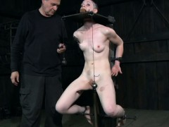 mouth-gagged-slut-handling-machine-fuck