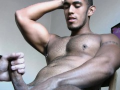 hot-muscled-latino-jerking-off