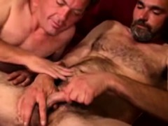 straight-bear-receives-a-creamy-facial