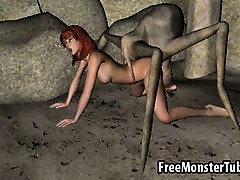 3d-redhead-gets-fucked-hard-by-an-alien-spider