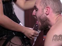 asian-mistress-shows-arab-slave-how-to-worship-his-goddess