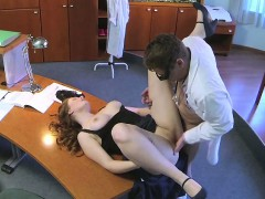 fakehospital-doctors-check-makes-busty-assistant-pussy-wet
