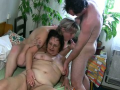 threesome with old granny and fat mature granny sex movies
