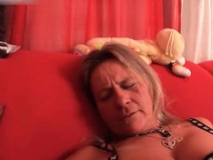Nasty Old Lesbians Go Crazy Rubbing Part1