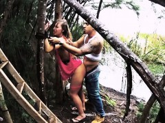 helplessteens-kaylee-outdoor-rough-sex