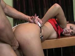 Honey Pounded In Juicy Holes