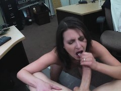 brunette-sucking-dick-and-banged-in-pawn-shop-office