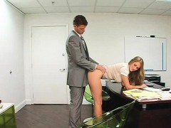 busty-mom-bent-over-the-desk-and-fucked