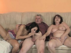 her-boyfriend-comes-in-the-midst-of-3some-with-his-family