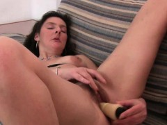 british-granny-in-tights-fucks-a-dildo