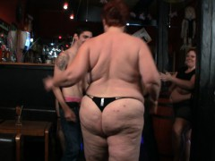 Fat Group Party With Three Bbw