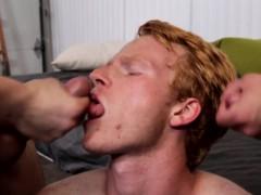 cumswallowing-ginger-twink-in-threeway-fun