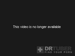 Fetish slave sucks cock