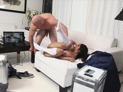 Sexy @MiaKhalifa having a meaty cock