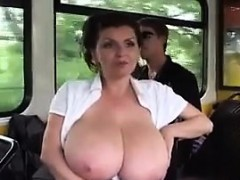milking-her-big-breasts-in-public-on-the-bus
