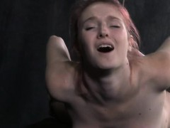 hogtied-submissive-skank-being-anally-hooked
