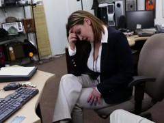 Mature business woman get banged