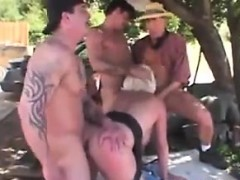 gangbang-outside-with-a-mature-blonde-slut
