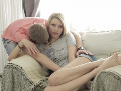 Teeny Paramours – Hot teenager likes ass fucking internal cumshot
