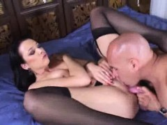 Dildo Play Ends With Big Cock Sucking