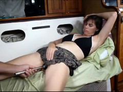 home-made-vibrator-works-wonders-on-her-pussy