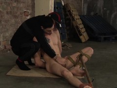 dildo-wielding-deacon-rimming-his-horny-friend-on-the-floor