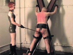 femdom-interrogater-punishes-worthless-sub