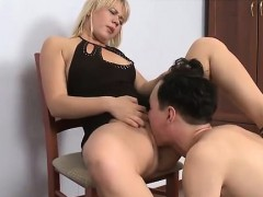 slave-licks-cunt-of-mistress