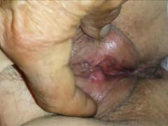 teasing-a-horny-mature-vagina-he-just-met